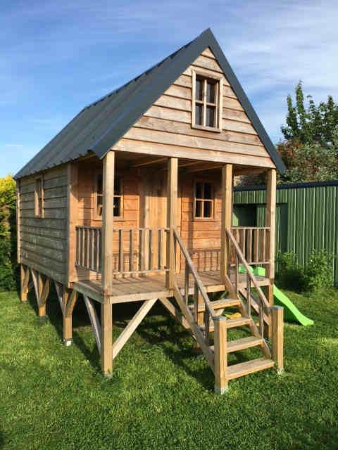 Comment Construire Une Cabane Avec Des Palettes Comment S Y Prendre